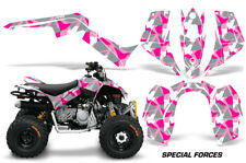 Can-Am DS90 DS 90 ATV Graphic Kit Sticker Wrap Quad Decals 2007-2018 SPECIAL PNK