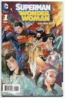 Superman / Wonder Woman - Issue #1 (DC Comics 2013 - The New 52!) NM