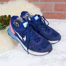 Nike Lunarglide 6 Blue Sneakers Women's Size 8.5