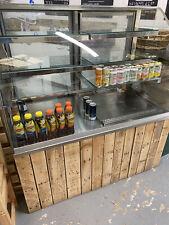 More details for commercial display fridge