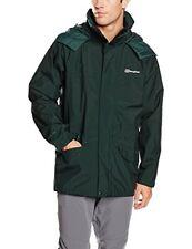 Berghaus Mens Iii Gore Tex Walking Shell Cornice Jacket, Scarab, Large