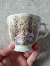 Royal Doulton Brambly Hedge Summer Cup And Saucer