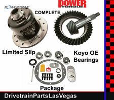 Grip LS 8.5 Posi Package Ring Pinion Gear Set Master Kit Gm Chevy 3.73 30 Spline