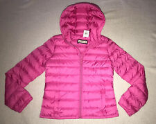 NWT Abercrombie Girls Quilted Coat / Jacket - Size XL