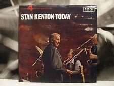 STAN KENTON TODAY - RECORDED LIVE IN LONDON 2 LP EX+/EX+/EX '72 DECCA UK PHASE 4
