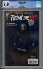 FRIDAY the 13th #1 Hard to Find VARIANT Photo-Like Bradstreet CGC (9.8)