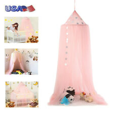 Romantic Baby Bed Canopy Bedcover Mosquito Net Curtain Bedding Dome Tent Room Ww