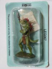 Del Prado Legend Echsenmann - Lizard Man 1/32 Neu im Blister LEG067