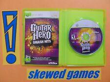 Guitar Hero Smash Hits - XBox 360 Microsoft