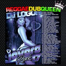 DJ Logon - Lovers Rock 17 Reggae Mixtape.  Mix CD.