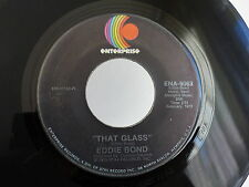 EDDIE BOND That glass / Ben Bailey's bottom farm ENA 9063