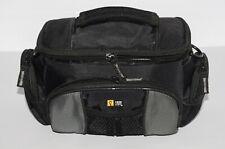 Case Logic Black Camera Photography Bag Case w/ Adjustable Strap