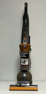 Lightly Used Open Box Dyson Vacuum Ball MultiFloor2 Upright Vac,Iron/Yellow UP19