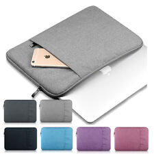 "Laptop Cover Notebook Tablet PC Case Sleeve Bag For 11"" 13"" 15"" Macbook Air Pro"