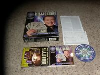 Who Wants to be a Millionaire (PC, 2000) Game with box