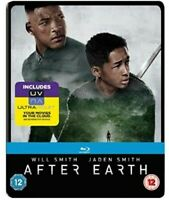 Blu Ray : After Earth - Ed Steelbook - NEUF