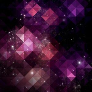 Twin XL Full Queen King Moon Galaxy Space Sky Light Soft Microfiber Comforter
