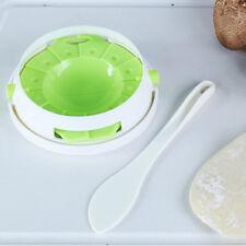 3 In 1 Plastic Dumpling Empanada Dough Press Kitchen Maker Tool Mould Set Spoon