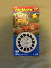 The Incredible Crash Dummies View-Master 3-D