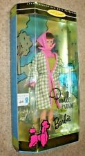 1995 BARBIE POODLE PARADE LIMITED EDITION 1960 FASHION DOLL VINTAGE REPRO NEW