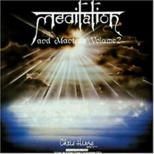 CHRIS HINZE – MEDITATION & MANTRAS VOL 2 Keytone '87 CD Dutch ELECTRONIC NEW AGE