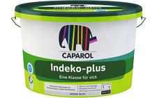 Caparol Indeko Plus 5 Liter weiss Premium Innenfarbe Wandfarbe