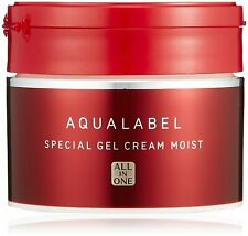 Shiseido AQUALABEL Special Gel Cream Moist Rich All-in-One Face Cream 90g