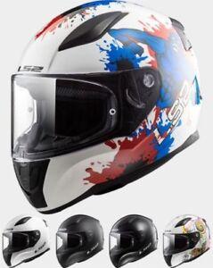 LS2 FF353J Rapid Cub Mini Junior Youth Road Crash Motorcycle Bike Helmet
