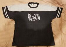 New listing Vintage Korn Follow the Leader Tour / Concert Shirt T-Shirt