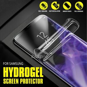 2-Pack For Samsung Galaxy S21 / S21 Plus / S21 Ultra Hydrogel Screen Protector