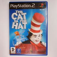 The Cat In The Hat - Sony Playstation 2 PS2 - Free Postage + Manual