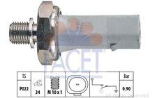 FACET Interruptor de control la presión aceite VOLKSWAGEN GOLF SEAT AUDI 7.0134