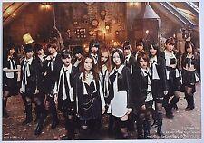 AKB48 UZA Yuko Oshima Jurina Matsui CENTER Taiwan Official Shop PHOTO #R695