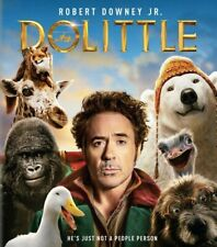 Dolittle (2020) Movie Blu Ray Disc Only No Case or Cover Art Robert Downey Jr.
