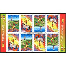 Aserbaidschan Azerbaijan Europa CEPT 2002, Zirkus, MH-Bogen ** (postfrisch)