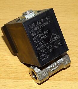 Saeco El.-Magnetventil 2-Wege 15A 230V