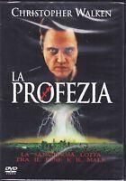 Dvd «LA PROFEZIA» con Christopher Walken nuovo 2000