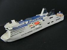 Ship Model Mecklenburg-Vorpommern Car Ferry, 17,5 cm Polyresin Model, NEW