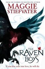 The Raven Boys,Maggie Stiefvater