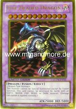 Yu-Gi-Oh 1x Five-Headed Dragon - - - GLD4