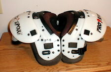 Youth Pro Sports Football Shoulder Pads Pt-S Gear