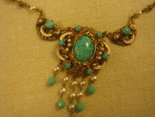 Enamel Enamel Art Deco Costume Jewellery