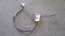 PORSCHE 901/911/911-S/912  WIPER SWITCH  NLA GERMAN ORIGINAL USED 901-613-302-04