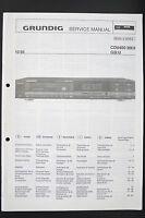Grundig cd8400 MKII Original CD PLAYER SERVICE MANUAL/WIRING DIAGRAM/Diagram O85