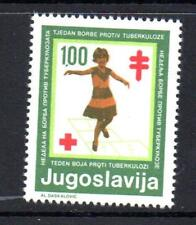 YUGOSLAVIA MNH 1979 SG1891 OBLIGATORY TAX - ANTI TUBERCULOSIS WEEK