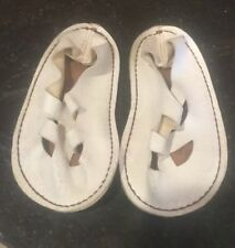 Vintage Mattel Chatty Cathy Doll Sandals 1960's