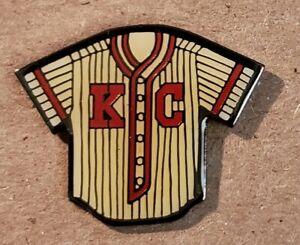 Negro League 100ys 1920-2020 - Kansas City MONARCHS KC 1945 Jersey PIN