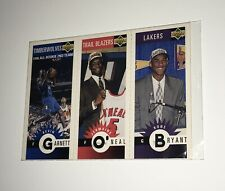 1996-97 Collectors Choice Mini #M129 Kobe Bryant RC Rookie Card > LA Lakers