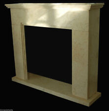 Camino Marmo Giallo Silvia Oro Stone Fireplace Handmade Old Interior Design Casa