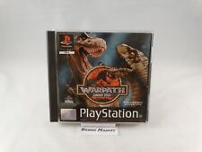 WARPATH JURASSIC PARK PLAYSTATION 1 2 3 ONE PS1 PS2 PS3 PAL ITALIANO COMPLETO